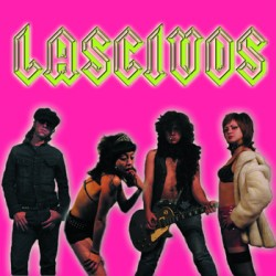 "LASCIVOS ""S/t"" SG 7"" Color H-Records"