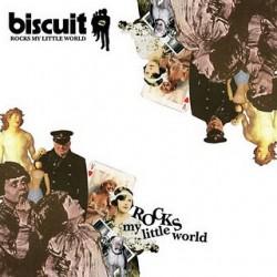 "BISCUIT ""Rocks My Little World"" LP H-Records"