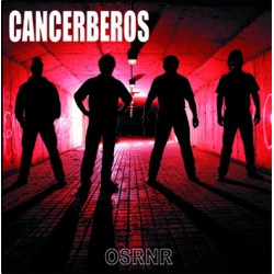 "CANCERBEROS ""Osrnr"" CD H-Records"