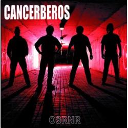 """CANCERBEROS """"Osrnr"""" CD H-Records"""