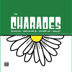 "CHARADES ""The Only One"" SG 7"" Color azul H-Records"