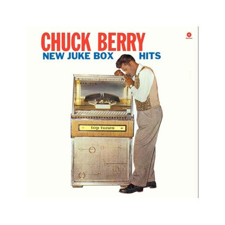 "CHUCK BERRY ""New Juke Box"" LP Waxtime"