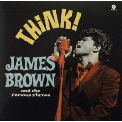 "JAMES BROWN ""Think"" LP Waxtime"