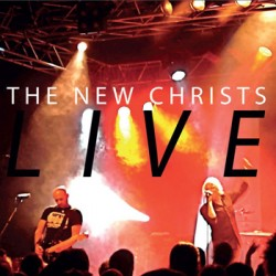 "NEW CHRIST ""Live"" LP + poster"
