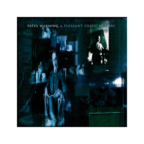 "FATES WARNING ""A Pleasant Shade Of Grey"" 2LP"
