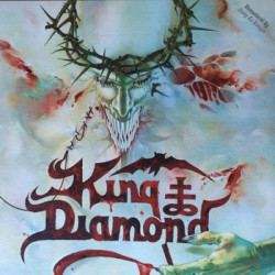 "KING DIAMOND ""House Of God"" 2LP"