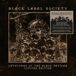 """BLACK LABEL SOCIETY """"Catacombs From The Black Vatican"""" LP + SG 7"""""""