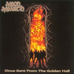 "AMON AMARTH ""Once Sent From The Golden Hall"" CD"