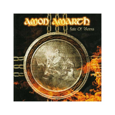 "AMON AMARTH ""Fate Of Nons"" CD"