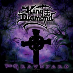 "KING DIAMOND ""The Graveyard"" CD Digipack"