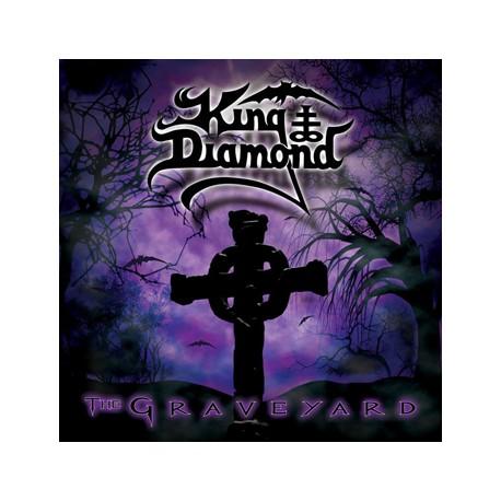 "KING DIAMOND ""The Graveyard"" CD Digipack"