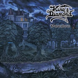 "KING DIAMOND ""Voodoo"" CD Digipack"