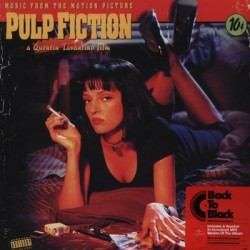 "B.S.O. ""Pulp Fiction"" LP 180 Gramos"