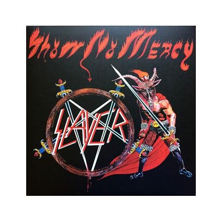 "SLAYER ""Show No Mercy"" LP 180 Gramos"