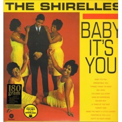 """SHIRELLES """"Baby It's You"""" LP Waxtime"""