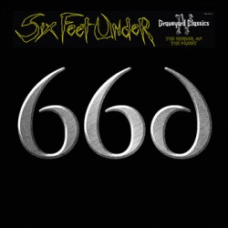 """SIX FEET UNDER """"Graveyard Classics IV - The Number Of The Priest"""" LP"""