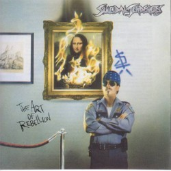 "SUICIDAL TENDENCIES ""The Art Of Rebelion"" CD"