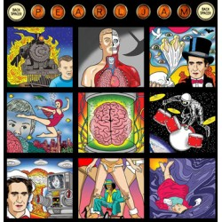 "PEARL JAM ""Backspacer"" CD Digipack"