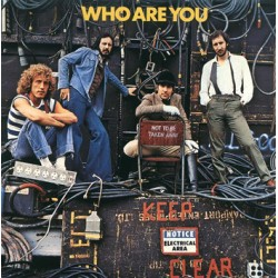 "WHO ""Who Are You"" CD"