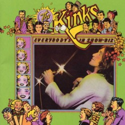 "KINKS ""Everybody's In Show-Biz"" CD + Bonus"
