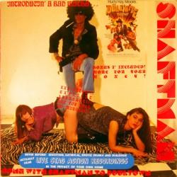 """VV.AA. """"Introducin' A Bad Mutha... Shaftman!"""" LP + SG 7"""""""