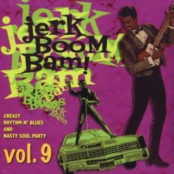 "VV.AA. ""Jerk Boom Bam! Vol. 9"" LP"