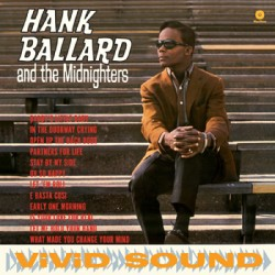 "HANK BALLARD ""Hank Ballard & Midnighters"" LP Waxtime"