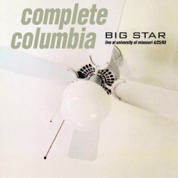 "BIG STAR ""Complete Columbia: Live"" 2LP RSD 2016"