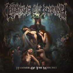 """CRADLE OF FILTH """"Hammer Of The Witches"""" 2LP"""