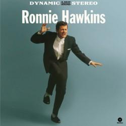 """RONNIE HAWKINS """"S/t"""" LP Waxtime Records"""