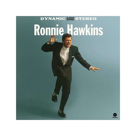 "RONNIE HAWKINS ""S/t"" LP Waxtime Records"