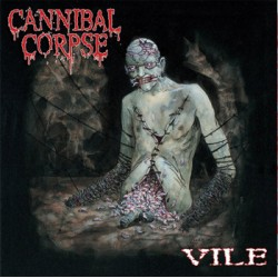 "CANNIBAL CORPSE ""Vile"" LP 180 Gramos"