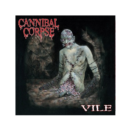 "CANNIBAL CORPSE ""Vile"" LP 180 Gramos"