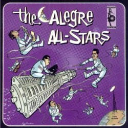 "ALEGRE ALL STARS ""Best Of - Nos Vamos Pa'La Luna"" 2LP"