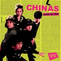 "LAS CHINAS ""Amor En Frío"" LP Munster"