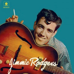 "JIMMIE RODGERS ""S/t"" LP 180 Gramos"