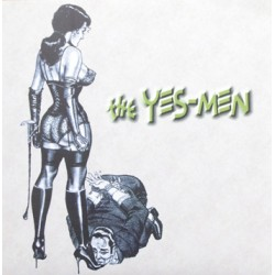 "YES-MEN ""The Great Charade"" SG 7"""
