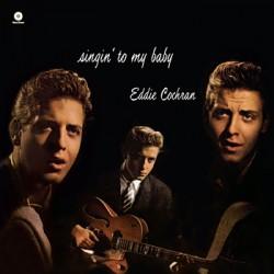 """EDDIE COCHRAN """"Singin' To My Baby"""" LP Waxtime"""