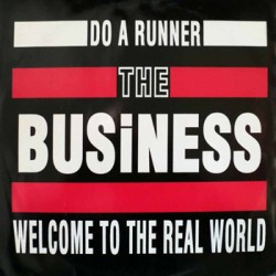 "BUSINESS ""Do A Runner"" SG 7"""