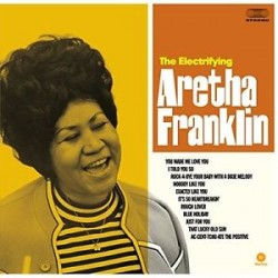 "ARETHA FRANKLIN ""The Electrifying Aretha"" LP Waxtime"