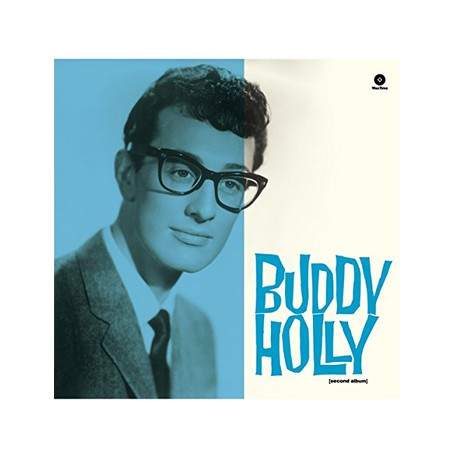 "BUDDY HOLLY ""Second Album"" LP Waxtime"