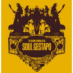 "SOUL GESTAPO ""The Second Coming Of..."" CD H-Records"