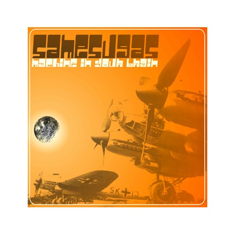 "SAMESUGAS ""Machine In Your Brain"" MLP 10"""
