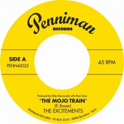 "EXCITEMENTS ""Mojo Train"" SG 7"""