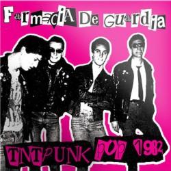 """FARMACIA DE GUARDIA """"Tnt Punk Pop 1982"""" SG 7"""" Color"""