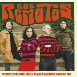 """LOS REMOTOS """"Sicodelizando"""" SG 7"""""""