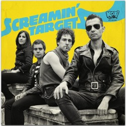"SCREAMIN' TARGETS ""Heartbreak"" SG 7"""