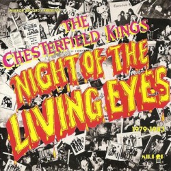 "CHESTERFIELD KINGS ""Night Of The Living Eyes"" LP Mirror"