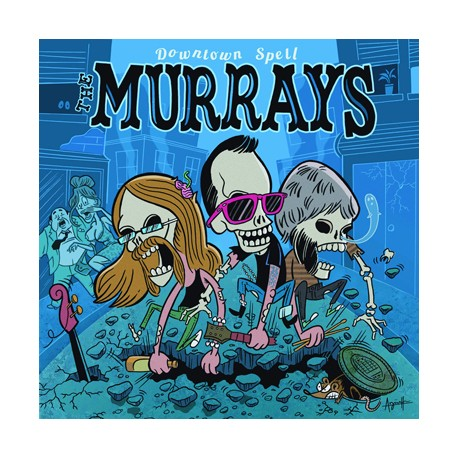 "MURRAYS ""Downtown Spell"" SG 7"" H-Records"