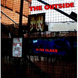 "OUTSIDE featuring CHRIS MASUAK ""In The Class"" SG 7"""